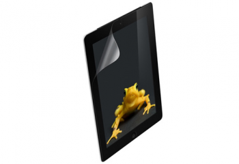 Wrapsol - Clean screen protective film for iPad