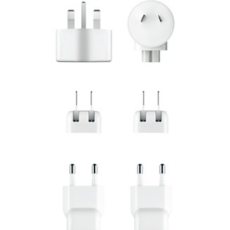 Apple WORLD TRAVEL ADAPTER KIT-GEN
