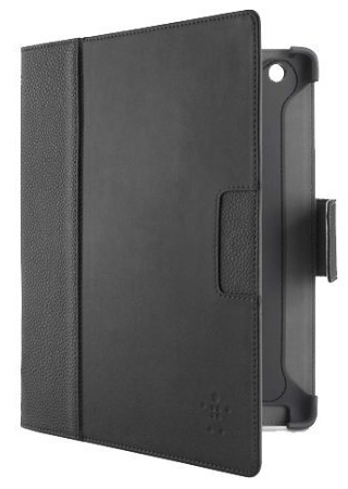 Belkin Cinema Leather Folio (F8N756CWC00) - чехол для iPad 2 / iPad 3 (Black)