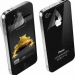 Wrapsol, protective film for iPhone 4, Front + back