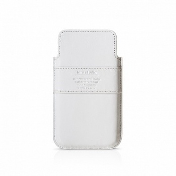 Mark case for iPhone 4/4S Белый