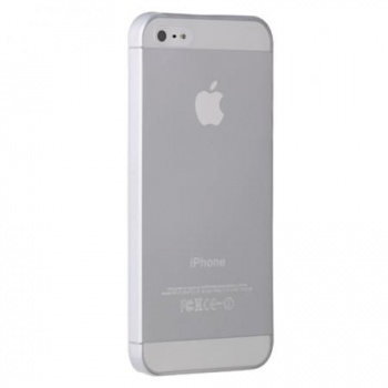 Ozaki O!coat 0.3 JELLY for iPhone 5.  Transparent