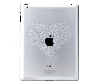 Ozaki iCoat Relief Love  for iPad