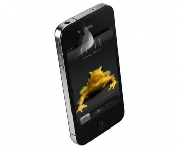 Wrapsol, protective film for iPhone 4, Screen only