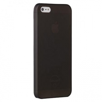 Ozaki O!coat 0.3 JELLY for iPhone 5. Black
