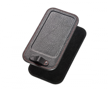 CalypsoPad-Karoo Slope leather desk pad for iPhone